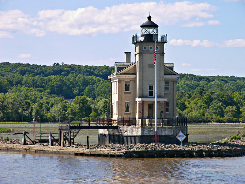 In August 2002 ownership of the light was conveyed to the City of Kingston.  The lighthouse continues to be maintained as part of the HRMM helping to interpret the maritime history of the area.