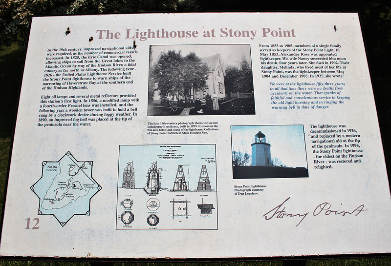 In 1925 a steel tower was erected down by the river to replace the old lighthouse which was decommissioned.  The station remained staffed and in 1938 a new dwelling was built closer to the river.  The lighthouse was placed on the National Register of Historic Places in May 1979.