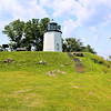 "Hudson River historian Ruth Reynolds Glunt believed that the stone used in the construction of the lighthouse came from the old British fort which previously resided at the site.  Americans led by ""Mad"" Anthony Wayne captured the British fort at Stony Point in July 1779 in the last major battle of the Revolutionary War in the northern colonies."