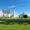 In order to preserve the lighthouse station in 1988 local resident Shirley Hamblen formed the Tibbetts Point Lighthouse Society (www.capevincent.org/lighthouse).  The group was been active in helping preserve the light and staff the Visitor Center which was added in 1993.  Although the tower is closed for climbs, it is a beautiful place to visit when lighthousing along the St. Lawrence Seaway.