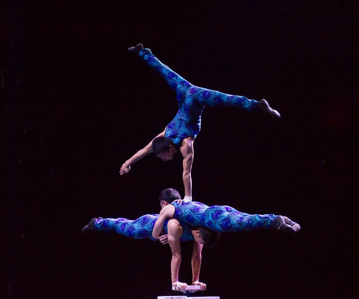 Energy Trio, Big Apple Circus 2015