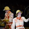 Joel Jeske and Brent McBeth, Big Apple Circus 2015