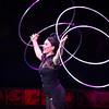 Chiara Anastasini, Big Apple Circus 2015