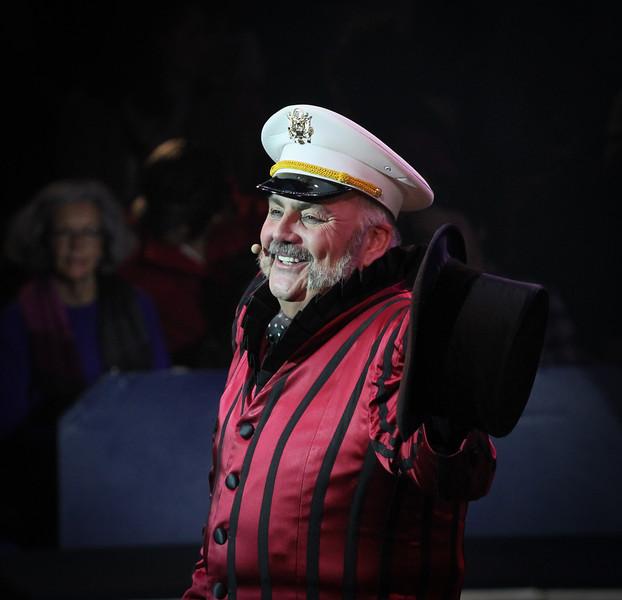 John Kennedy, Big Apple Circus 2015