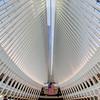 World Trade Center Oculus Transportation Hub, Santiago Calatrava, March 2016