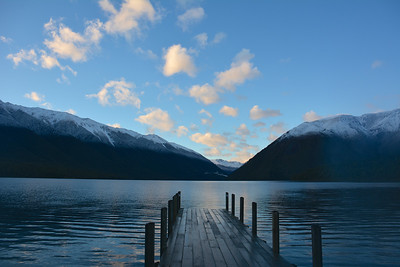 2014 KNS (Year 8 Camp) Lake Rotoiti