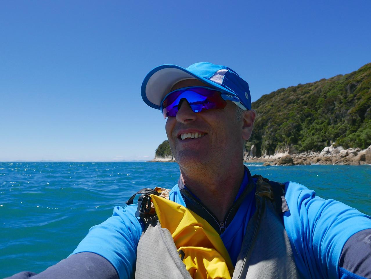 Brian Abel Tasman Kayaking January 2016