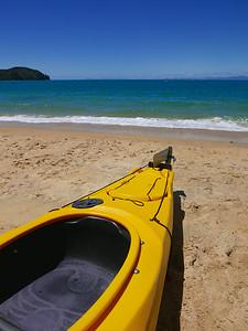 2016 Abel Tasman Kayaking