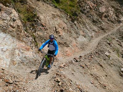 2015 Old Ghost Road Heli Biking