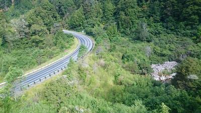 Old Ghost Road Heli Biking December 2015