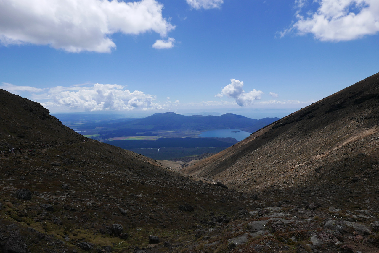 Tongariro Alpine Crossing Summer January 2016