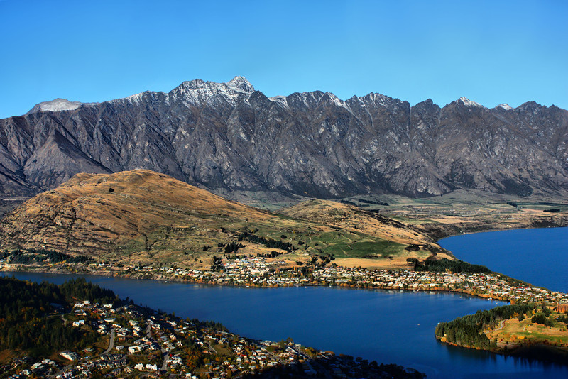 Beautiful Queenstown.