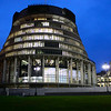 """The Beehive"" is the Executive Wing of the New Zealand capitol Parliament Buildings in lovely Wellington, New Zealand."