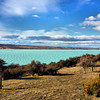 Lake Pukaki near Mount Cook.