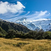 Aoraki / Mount Cook National Park in the South Island.