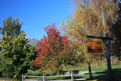 Arrowtown (South Island), New Zealand