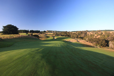 Cape Kidnappers Golf Course, Hawkes Bay, New Zealand