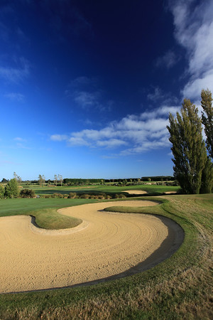 Clearwater Golf Club (South Island), New Zealand