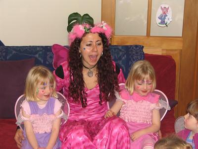2005 Meg Emma 4th Birthday Fairy Trina