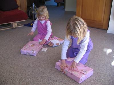2005 Meg Emma Birthday Fairy Trina - 01
