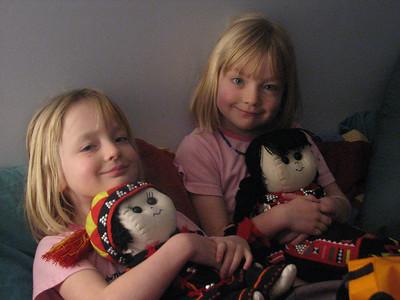 2006 Meg Emma 5th Birthday - 008