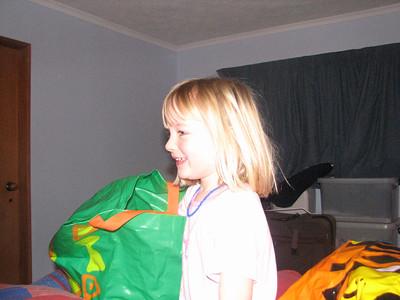 2006 Meg Emma 5th Birthday - 003
