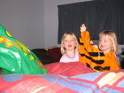 2006 Meg Emma 5th Birthday - 002