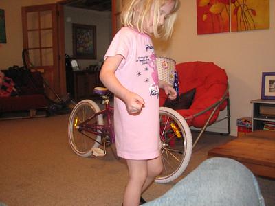 2006 Meg Emma 5th Birthday - 022