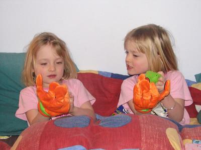 2006 Meg Emma 5th Birthday - 010