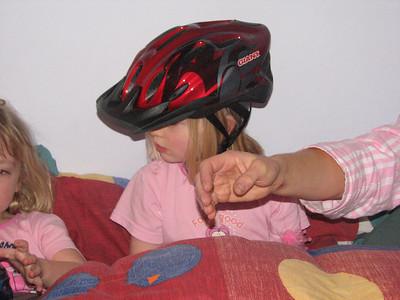 2006 Meg Emma 5th Birthday - 016