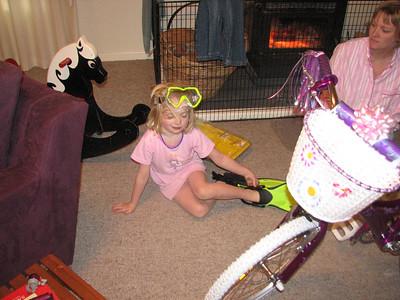 2006 Meg Emma 5th Birthday - 023