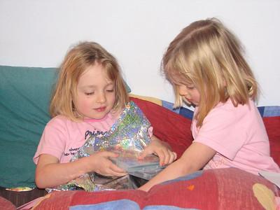 2006 Meg Emma 5th Birthday - 012