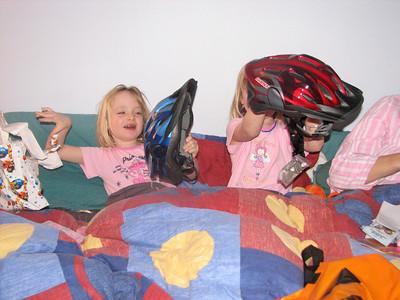 2006 Meg Emma 5th Birthday - 014