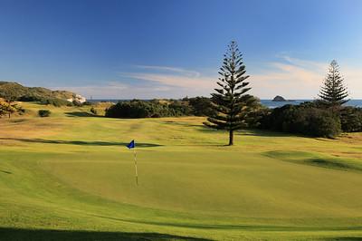 Muriwai Golf Club (North Island), New Zealand