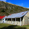 A small house for miners and farmers that is more than 135 years old in Canterbury, New Zealand.