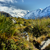 Aoraki / Mt. Cook National Park.