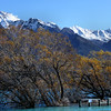 The Dart River in Glenorchy.