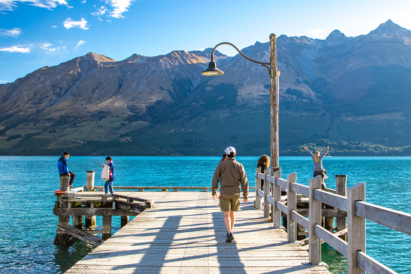 That Glenorchy Wharf