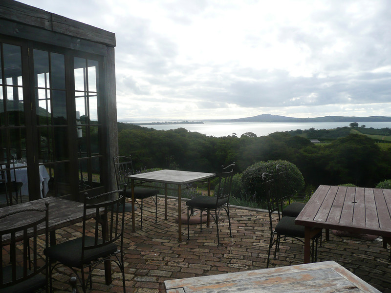 "Mudbrick Winery and Restaurant on Waiheke Island, just 35 minutes from the downtown ferry terminal, Auckland.<br />  <a href=""http://www.mudbrick.co.nz/"">http://www.mudbrick.co.nz/</a>"