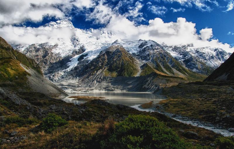 Near Mount Cook