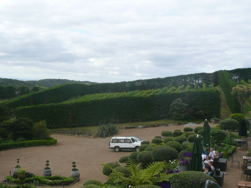 "Mudbrick Winery and Restaurant on Waiheke Island, just 35 minutes from the central city in Auckland.<br />  <a href=""http://www.mudbrick.co.nz/"">http://www.mudbrick.co.nz/</a>"