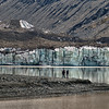 Glacier near Mount Cook