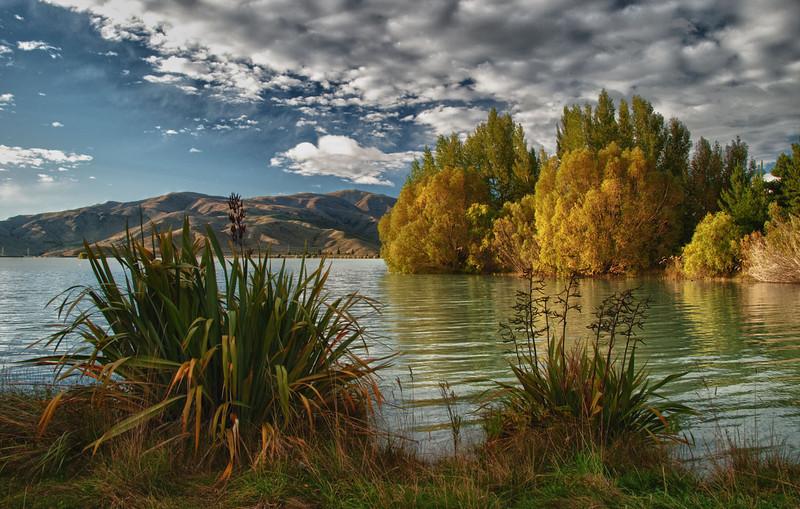 Lake near Twizle