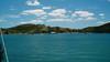 Coming into Matiatia Bay
