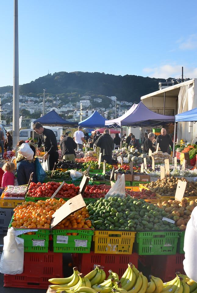 Wellington NZ April 2012