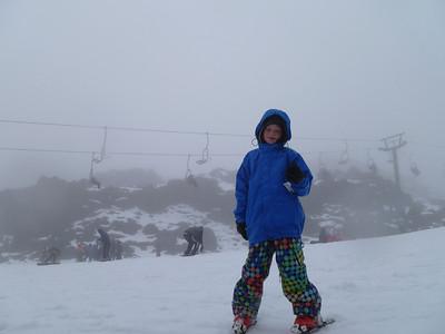 2010 Whakapapa Ski Trip - 23