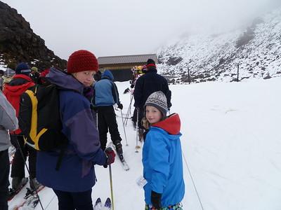 2010 Whakapapa Ski Trip - 01