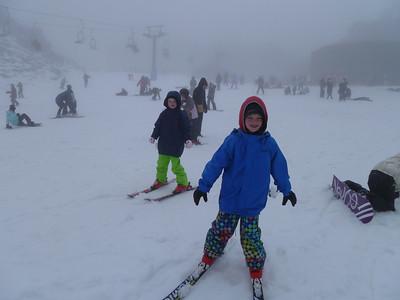 2010 Whakapapa Ski Trip - 11