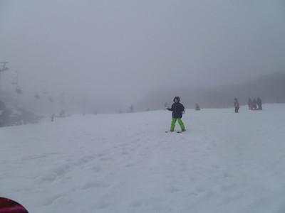 2010 Whakapapa Ski Trip - 22