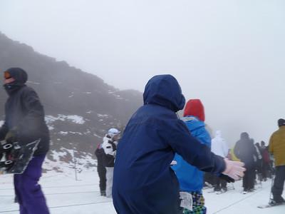 2010 Whakapapa Ski Trip - 19